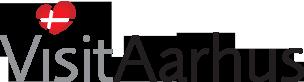 Fonden VisitAarhus logo